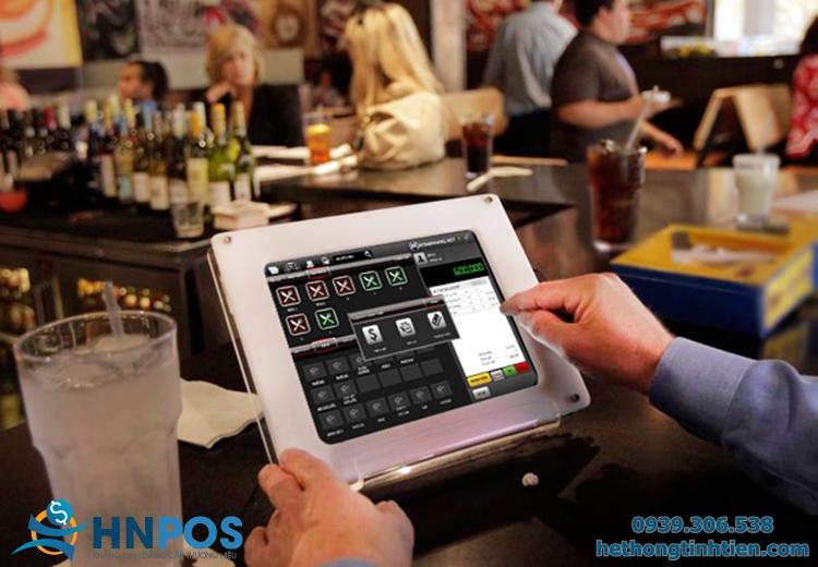 Phần mềm quản lý nhà hàng, quán cafe