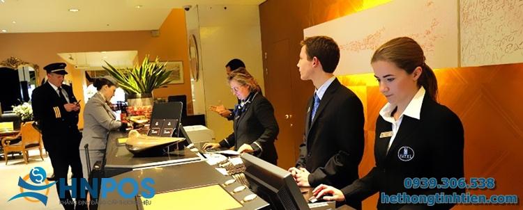 phần mềm quản lý khách sạn, spa