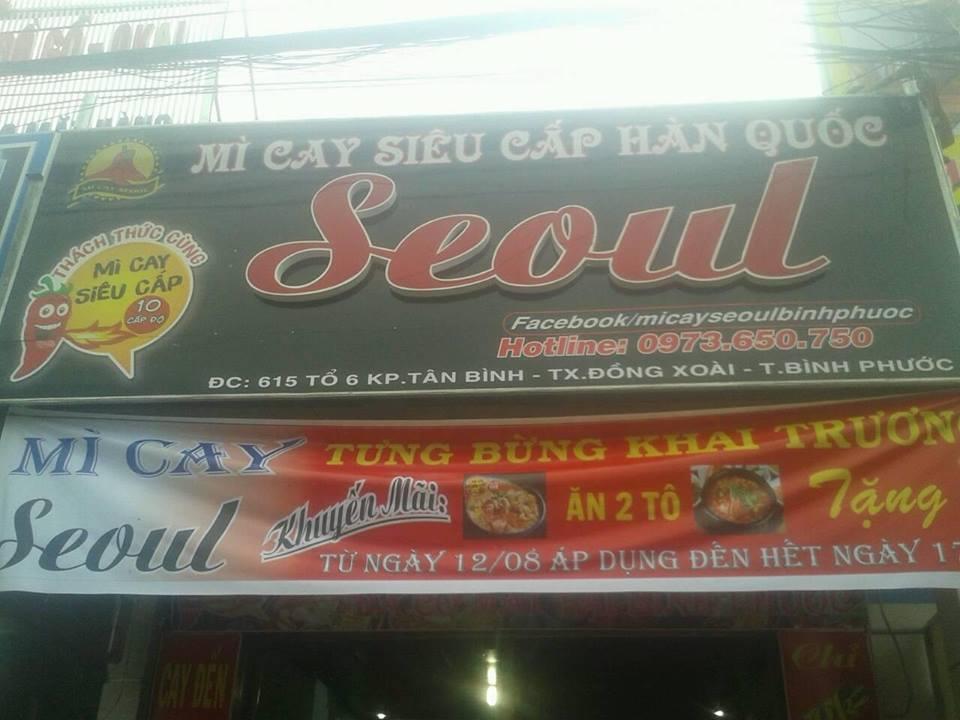 Mi cay Seoul