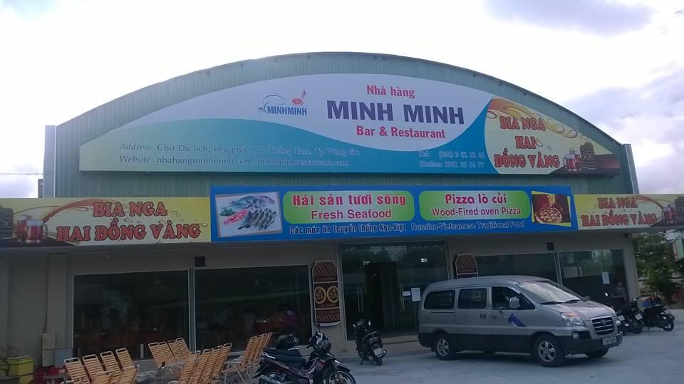 NHÀ HÀNG MINH MINH