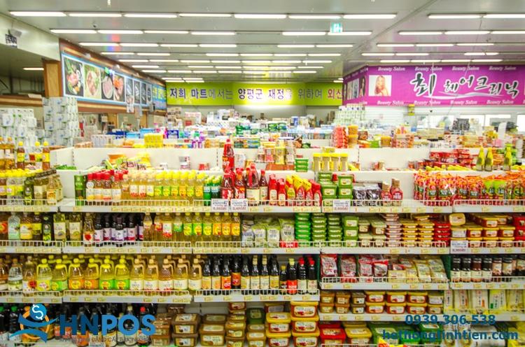 Phần mềm tính tiền siêu thị HNPOS