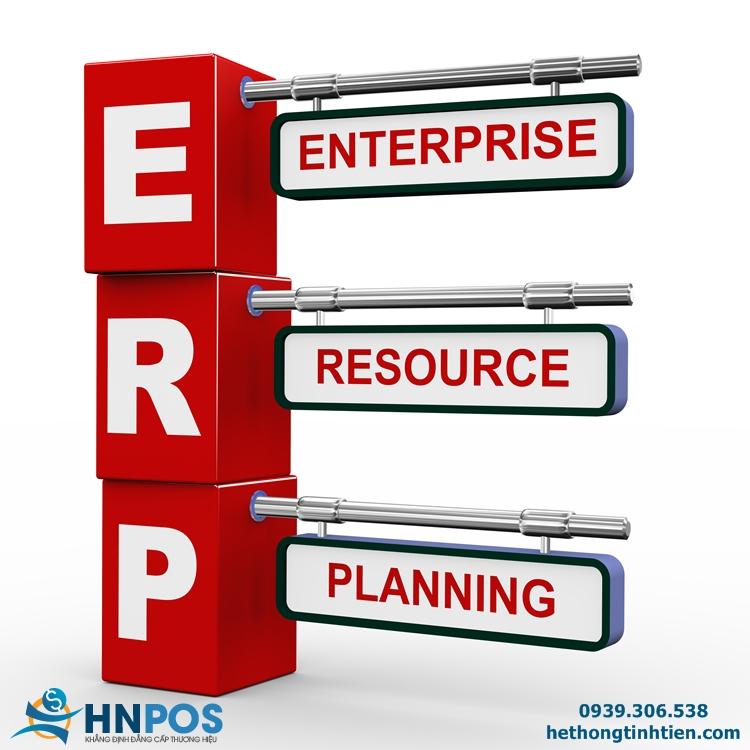 phần mềm quản lý ERP