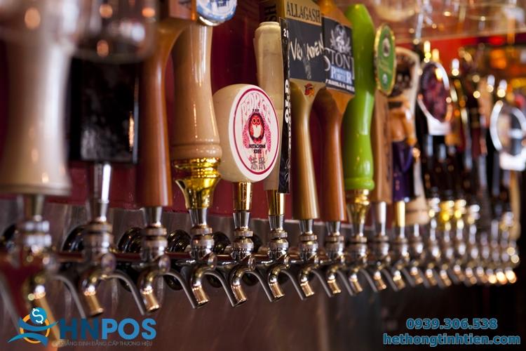 phần mềm quản lý Beer Club - Bar