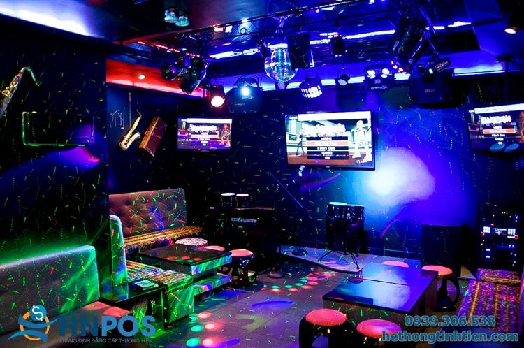 phần mềm tính tiền quản lý karaoke - bida