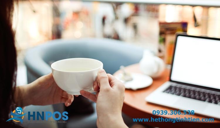 phần mềm quản lý quán cafe chất lượng