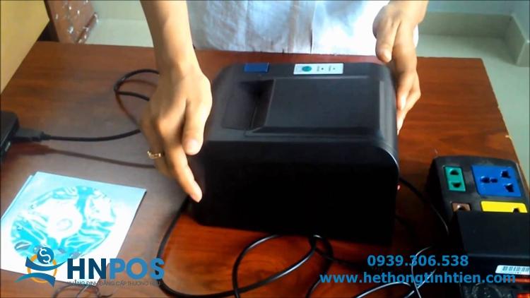 máy in bill Dataprint KP-C7