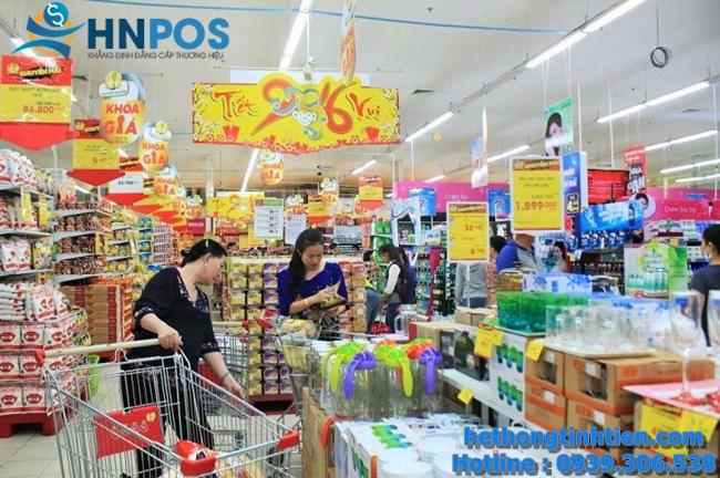 Phần mềm quản lý bán hàng siêu thị HNPOS