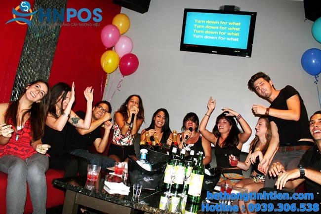 phần mềm quản lý karaoke HNPOS