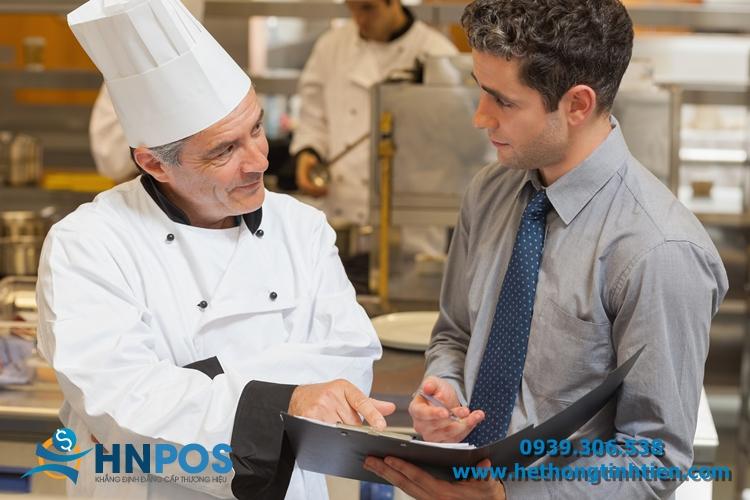 phần mềm quản lý nhà hàng chuyên nghiệp