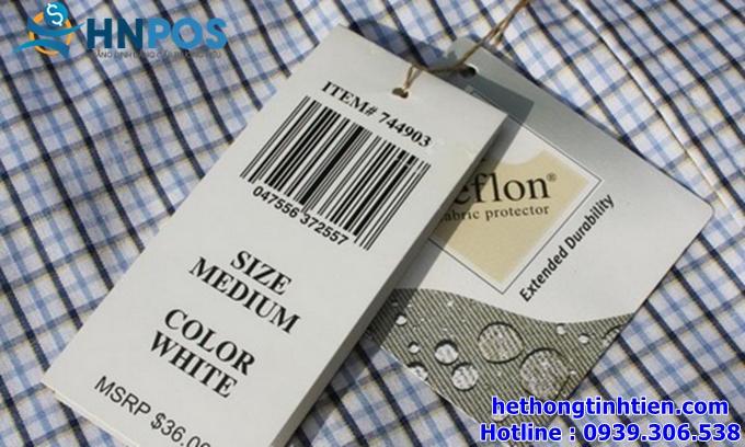 giấy in tem nhãn shop quần áo