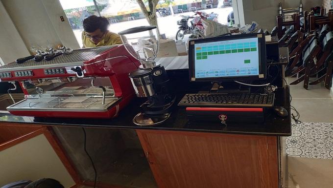 Bán máy tính tiền cho quán cafe tại quận 1