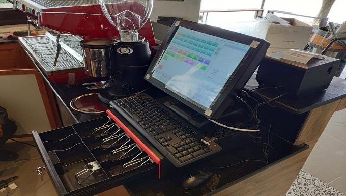 máy tính tiền cafe tại quảng trị